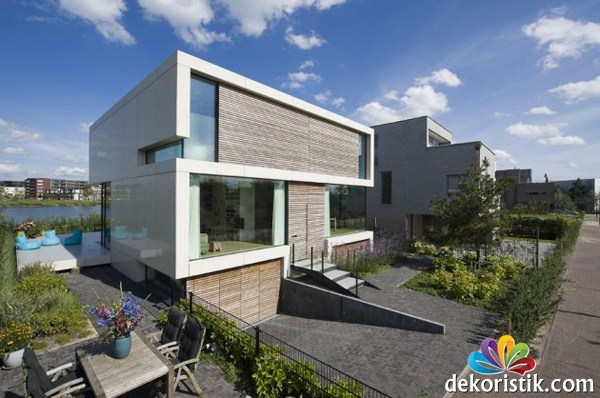 hollanda modern villa